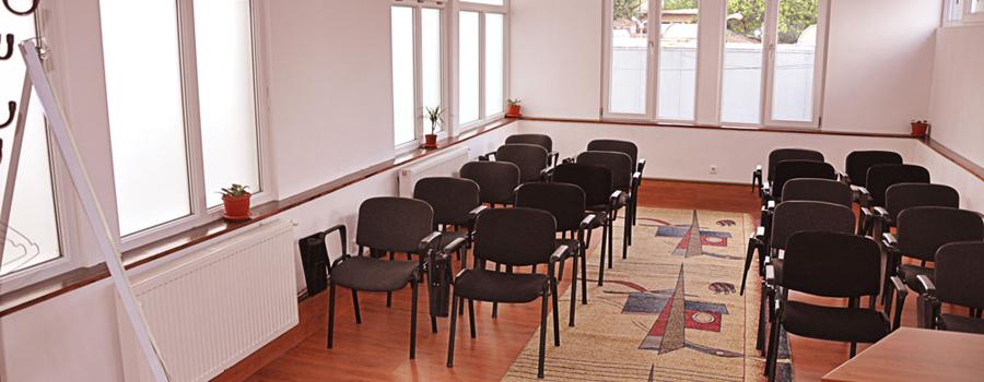 Sediu: sala de curs