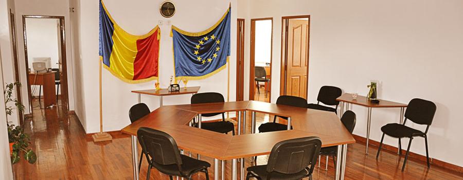 Sediu: sala de protocol