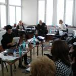 Intalnire demaraj proiect EVA, 26 ianuarie 2011