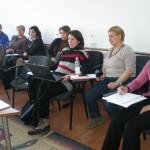 Reuniune de lucru, 24 Februarie 2012
