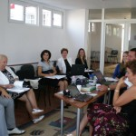 Reuniune de lucru, proiect EVA 27 septembrie 2011