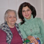 Actiune caritabila, 21 Dec 2011 Centrul de Ingrijire si Asistenta Sf. Elena